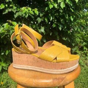 Marc Fisher Carline 2 Espadrille Sandals